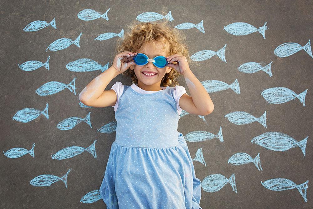 Omega-3-fettsyrer til barn